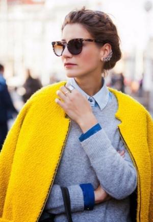 Сочетание цветов в одежде для женщин: беспроигрышные варианты цветовых сочетаний