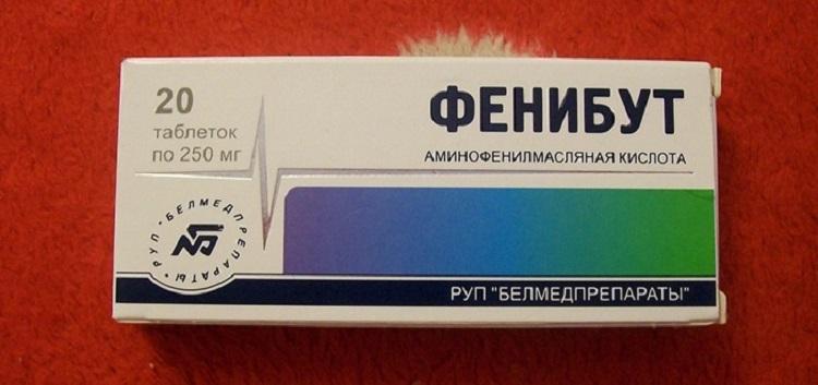 Успокоительное средство для нервов - все о препарате Фенибут
