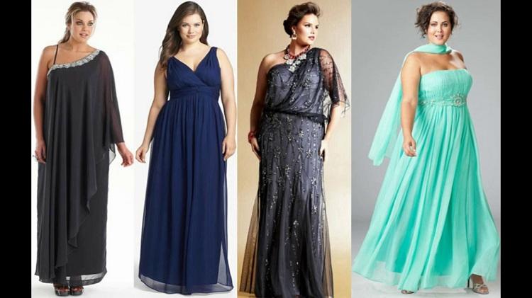 Молодые женщины в красивых платьях - фото