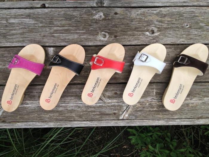 Какие коллекции ортопедической обуви из Германии для женщин предлагает компания Berkman?
