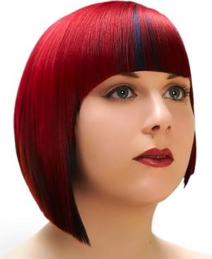 Модные стрижки и прически на короткие волосы для полных женщин: овальное лицо
