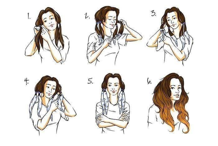 Омбре на длинные волосы: техника выполнения в домашних условиях