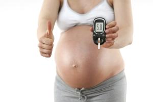Повышенный сахар в крови у беременных женщин и после родов: симптомы