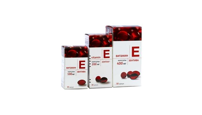 Монопрепараты для женщин при планировании и во время беременности: витамин Е