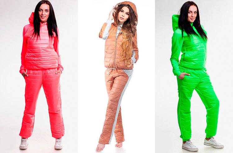Как подобрать зимний костюм для женщин - основные советы и рекомендации