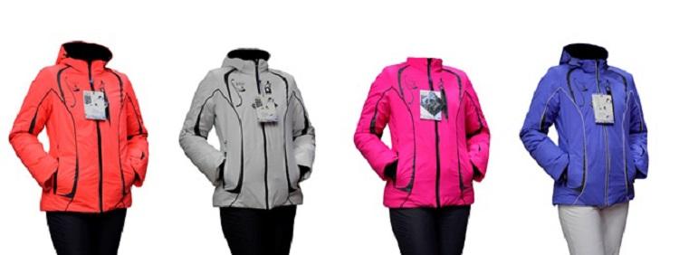 Зимние костюмы для женщин - кому подойдут яркие тона спортивной одежды