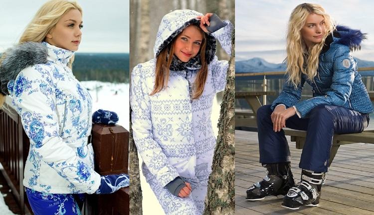Зимние спортивные костюмы для женщин - основные требования к одежде