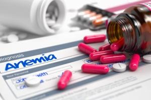 Анемия у взрослых женщин: ее симптомы, лечение препаратами железа и витаминами