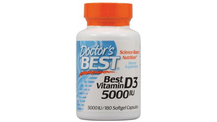 Doctor Best D3 - Витамин Д3 для женщин и правила его приема