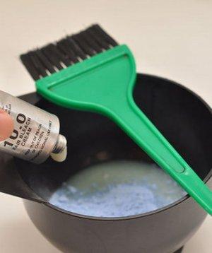 Техника блочного окрашивания волос