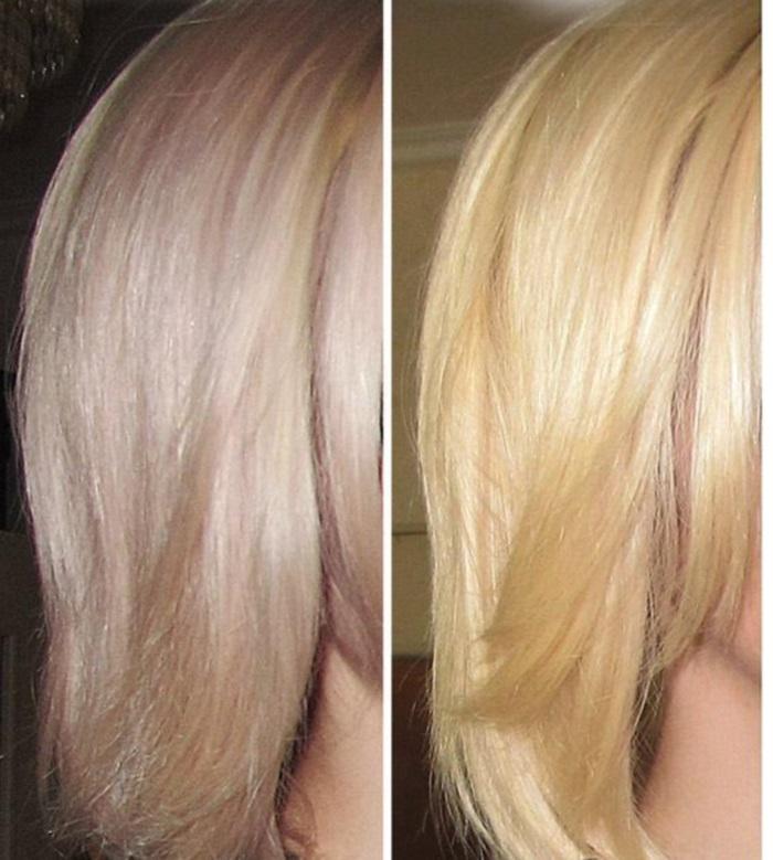 Как сделать тонирование волос в домашних условиях на обесцвеченые волосы