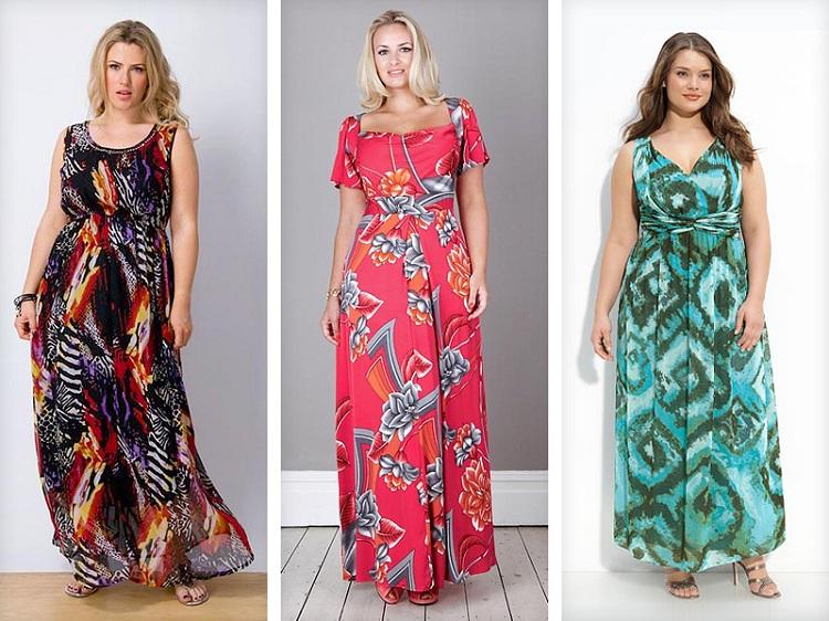 Девушки в красивых платьях - фото