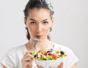 Как избавиться от седины без окрашивания - важность правильного питания