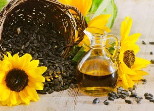 Растительное масло для кончиков волос