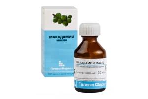Масло макадамии для волос: меры предосторожности