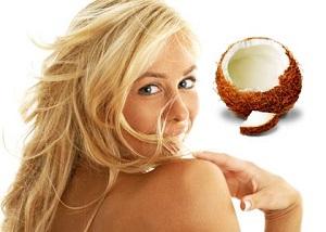 Полезные свойства кокосового масла для ухода за волосами