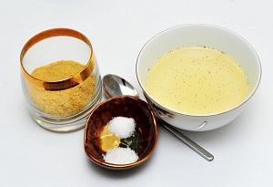 Приготовление маски для волос с использованием горчицы и репейного масла