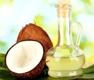 Способы применения кокосового масла - маска с добавлением яйца и лимона
