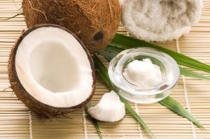 Ламинирование волос дома - способы применения кокосового масла
