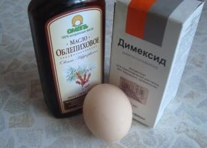 Облепиховое масло для волос: польза, применение с димексидом