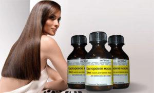 Сравнение свойств репейного и касторового масла для волос