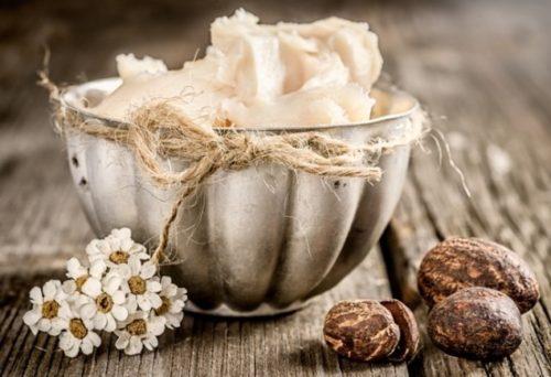 Масло ши для волос - как применять от перхоти и секущихся кончиков, для укрепления и роста