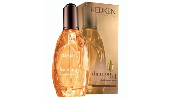 Масло для волос Redken: Diamond Oil Shatterproof Shine