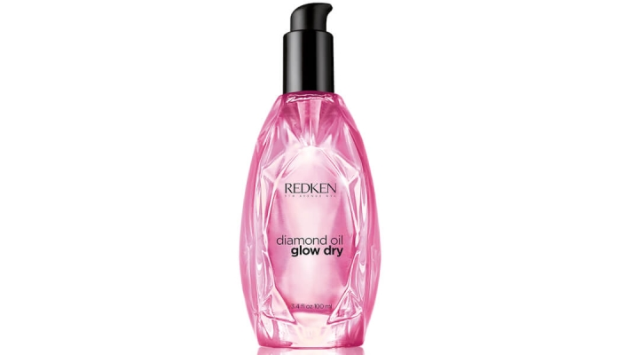 Масло для волос Redken: Diamond Oil Glow Dry