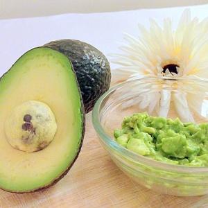 Маски для волос с касторовым маслом - авокадо и яблочный уксус