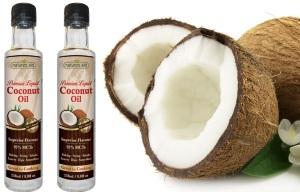 Виды кокосового масла для волос - рафинированное и нерафинированное