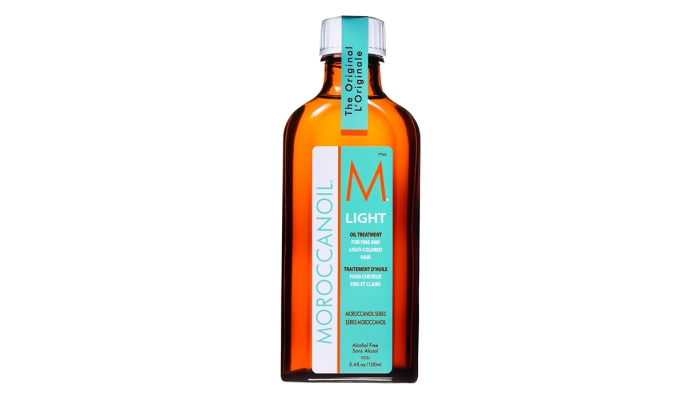Масло для восстановления волос: Moroccanoil Oil Treatment For Fine or Light-Colored hair