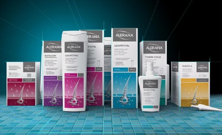 Алерана - комплекс средств на основе масел против выпадения волос