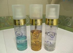 Эстель - масло для волос от известного производителя косметических средств