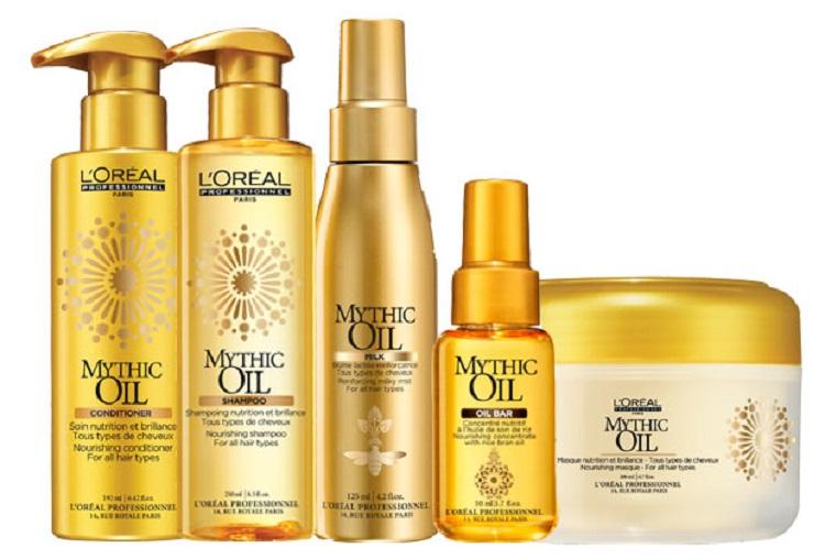 Loreal Professionnel Mythic Oil - косметическое средство для ухода за волосами