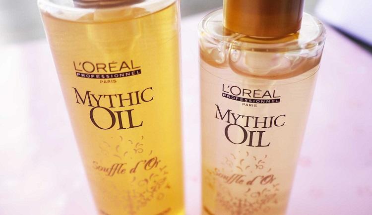 Масло для волос L'Oreal Mythic Oil - состав и стоимость косметического средства