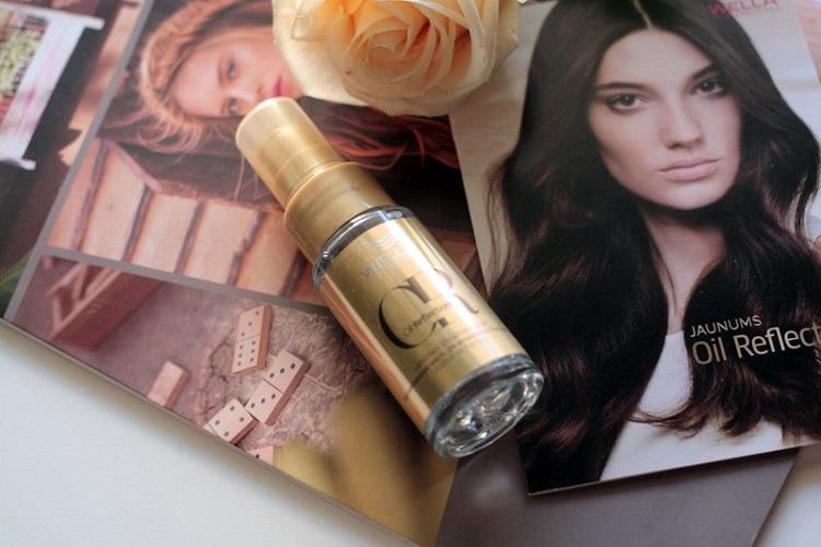 Масло для волос Велла Oil Reflections - состав и свойства продукта