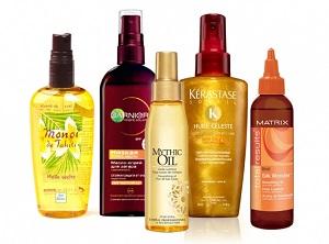 Масло-спрей для волос - обзор популярных средств от производителей