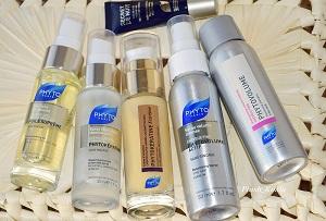 Phyto secret de nuit - несмываемое масло для волос без сликонов