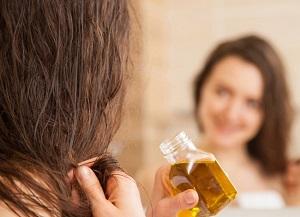 Применение масла для волос и выбор подходящего продукта