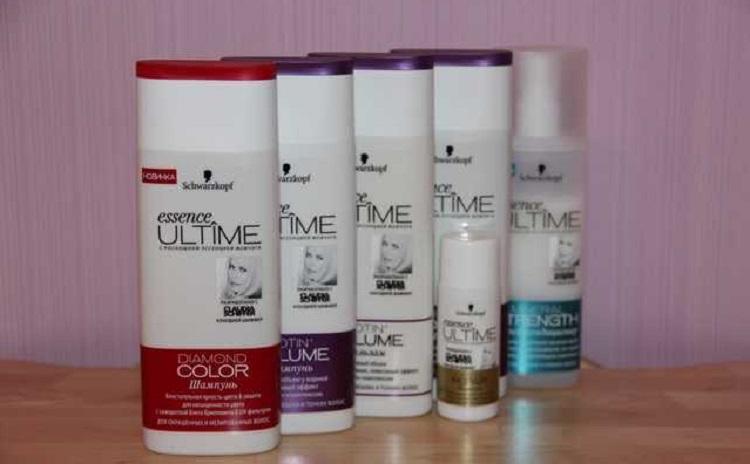 Schwarzkopf Essence Ultime - косметическое масло для окрашенных волос