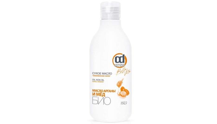 Масло для волос Констант Делайт 5 масел: сухое