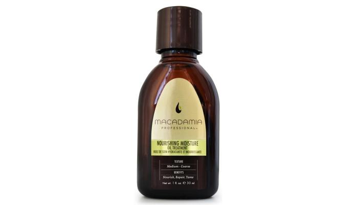 Масло для восстановления волос: Macadamia Nourishing Moisture Oil Treatment