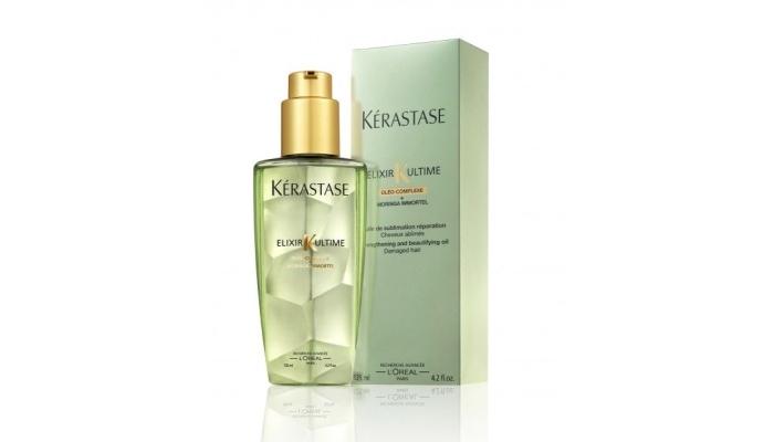 Масло для поврежденных волос Керастаз: применение