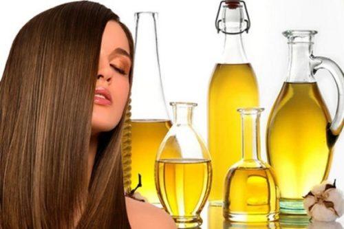 Какое масло нужно наносить на кончики волос