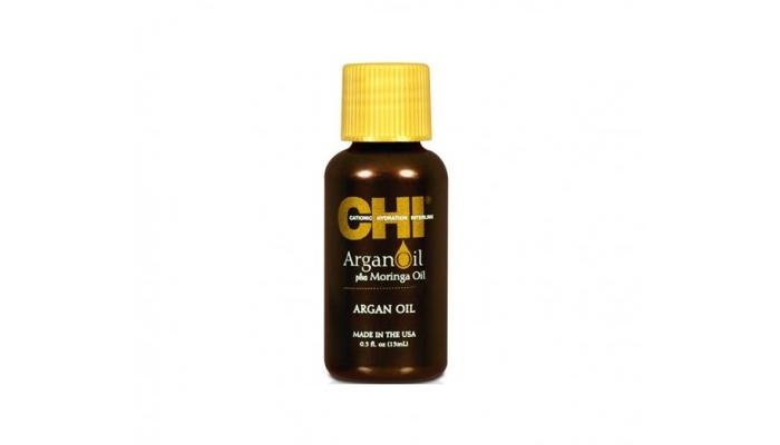 Масло для восстановления волос: CHI Argan Oil