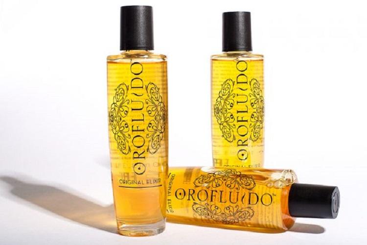 Орофлюидо - масло для волос, состав и свойства