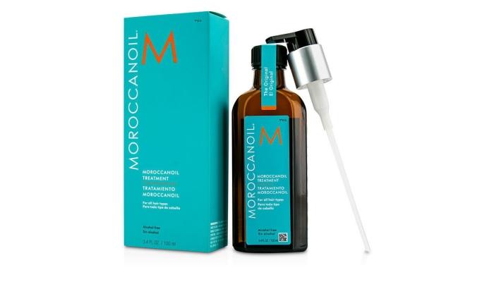 Профессиональное масло для волос: Moroccanoil Treatment Original