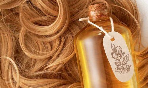 Самое лучшее масло для волос