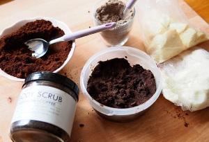 Скраб из кофе - применение для лица и тела