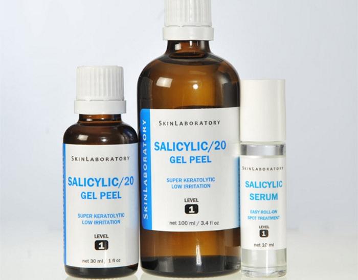 SKIN LABORATORY - химический пилинг в аптеке